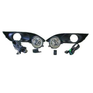Fog Light Kit for Toyota Corolla Hatch ZRE152 05/07-09/09 W/Wiring&Switch