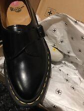 Dr Martens Size 3 New Vintage Black Fenimore Buckle Shoes 👞