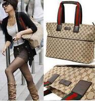 Vintage Women Fashion Shoulder Bag Satchel  Tote Handbag Purse Messenger Canvas