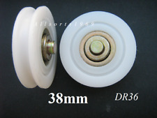 Sliding Glass door rollers wheels 1 Pair 38MM heavy duty Doric DR36