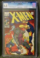 X-men 53 Cgc 6.5. First Smith comic book art