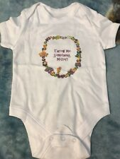 Throw Me Something Mister Infant One-piece Outfit 6/12 Months New