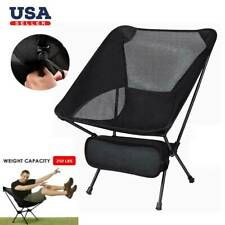 New listing Ultralight Waterproof Lounge Portable Chair Folding Backpacking Camp Seat