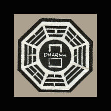 """LOST Dharma Initiative Embroidered patch """"Door"""""""