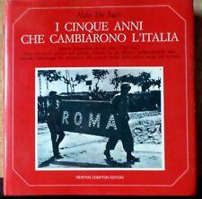 I CINQUE ANNI CHE CAMBIARONO L'iTALIA - Aldo De Jaco Newton & Compon 1985