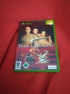 TIGER & DRAGON - XBOX
