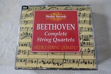 Beethoven - Complete String Quartets - Paul Robertson - 4 CDs - Vol. 1