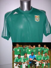 Guyana Adult Large ADIDAS Shirt Jersey Soccer Maglia Africa Top Trikot Maglia