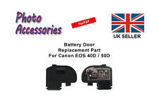 Battery Door Replacement Part for a Canon EOS 40D / 50D