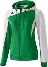 Erima Club 1900 Trainingsjacke, Damen, Gr. 44, Grün/Weiß, Neu & OVP, UVP 44,95