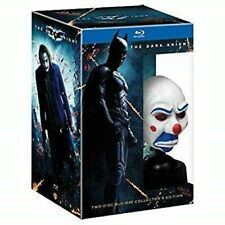 The Dark Knight Collector's Edition with Clown Mask (2 DVDs) NEW