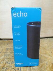 Amazon Echo 2nd Generation Smart Speaker ( LOT 15764)