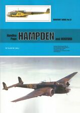 Handley Page Hampden and Hereford, British WW2 bomber (Warpaint No 57)