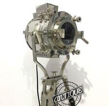 Halloween Vintage Marine Theatre Studio Lamp Stand Searchlight Spotlight Model T