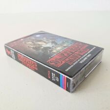STRANGER THINGS Cassette Tape Volume Two Vol 2 Soundtrack Smokey Clear SEALED