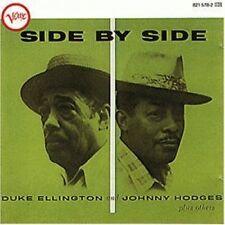 DUKE ELLINGTON Side By Side (1958/59; 9 tracks, & Johnny Hodges) [CD]