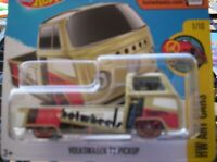 T 2 PICK UP - HOT WHEELS - SCALA 1/55