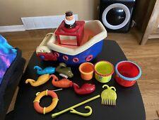 B. Toys Fish N Splish Toy Paddle Boat Toddler Toy