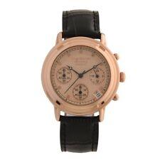 Krug Baumen 150577DL Principle Diamond Ladies Rose Gold Strap Watch