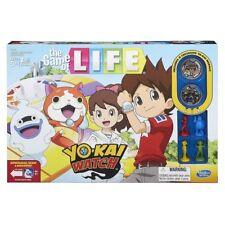 Hasbro The Game of Life Yo-Kai Watch Edition Family Kids Game
