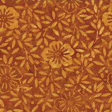 Floral Spice Summer Vacation Batiks by Moda Fabrics HALF YARD