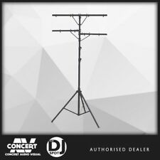 DL Tripod Lighting Stand T-Bar & Side Arms (Dawntronic LIGHTINGSTAND)