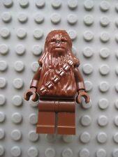 Lego CHEWBACCA Star Wars Minifigure Reddish Brown 4504 7260 8038 9516 10188
