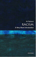 Racism: A Very Short Introduction (Very Short Introductions), Good Condition Boo