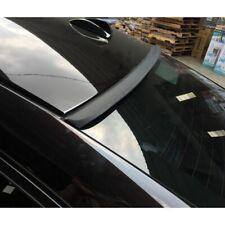 Flat Black KS Type Rear Window Roof Lip Spoiler Wing For 2009~14 Acura TSX Sedan