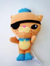 """Original Fisher Price Octonauts 7"""" Plush Doll Kwazii New"""