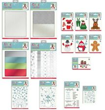 NEW Crafters Companion Sara Signature CUTE CHRISTMAS COLLECTION Cardmaking