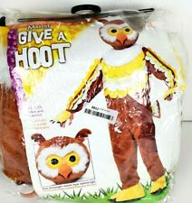 Forum Novelties Give a Hoot Owl Mascot Costume Adult Fits up to 42 in Chest cos2