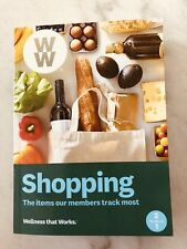 Weight Watchers 2019 FREESTYLE COMPLETE Points Book Shopping + Dining Out