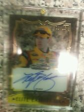 2013 Press Pass Showcase Elite Exhibit Ink #EEY-KYB auto.Kyle Busch #d 6/10