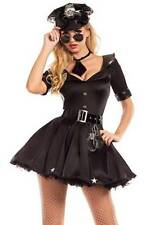 COSTUME AGENT OF POLICE POLICE SUIT HALLOWEEN CARNIVAL FOR WOMEN