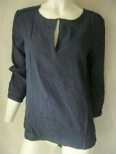 CAMPUS/Marc O´POLO Moderno Blusa De Mujer Azul 3/4 brazo TALLA S NUEVO