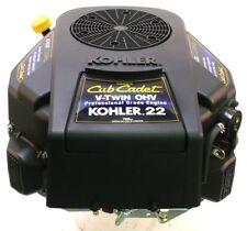 """22hp Kohler Vert Engine 1""""Dx3-5/32""""L Courage Twin 15Amp Cub Cadet Sv715-0019"""