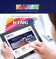 Fogli Marini San Marino 1953-1964 BF+MF KING NUOVI