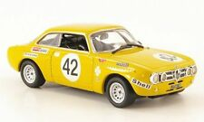 ALFA ROMEO 2000 GTAm #42 FACETTI HEZEMANS 24 HOURS SPA 1971 FABBRI 1/43 24H