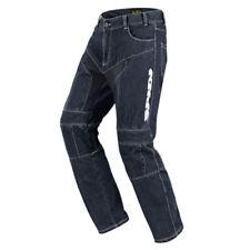Pantalons textiles en denim pour motocyclette Homme