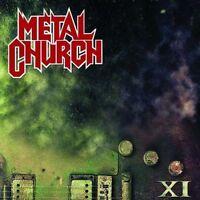 (limited edition 2 cd set ) XI  METAL CHURCH