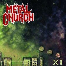 XI CD + 1 bonus METAL CHURCH ( FREE SHIPPING)