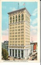 1920's The Fayette National Bank Building in Lexington, KY Kentucky PC