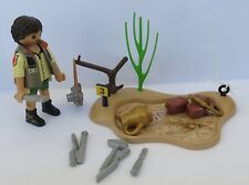 Playmobil Special Plus  Archaeologist   #9359  New   2018