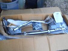 "Hard Krome 2.5"" American Classic Straights Exhaust Honda 02-03 VTX1800C D382060"