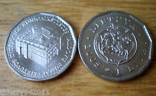 Lithuania 1 Litas 2005 UNC Horse Central Europe Litai Free Shipping World Ppal
