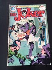 THE JOKER # 1 (DC, 1975)