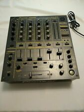Pioneer DJM-600 Professional 4 Channel DJ Mixer