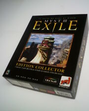Jeu video MYSTIII Exile  édition collector