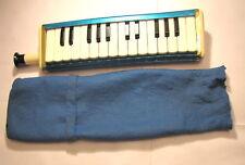 ACCORDIETTA MEAZZI BRILLANT modello unico vintage funzionante flauto a tastiera